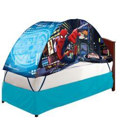 5036409-GFA1402-Tenda-Para-Cama-Marvel-Homem-Aranha-Zippy-Toys