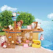 5036019-5210-Sylvanian-Families-Navio-do-Tesouro-Epoch