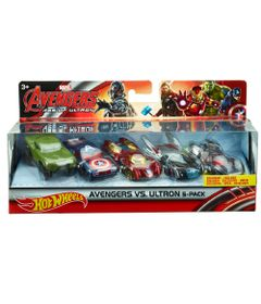 Veiculos-Hot-Wheels---Pack-com-5-Carros---Marvel-Avengers-Age-Of-Ultron---Mattel-1