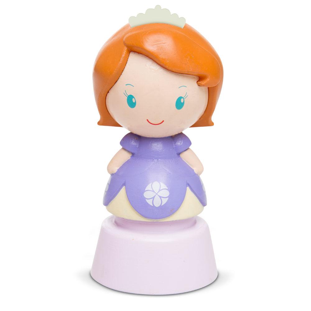 Mini Boneca Com Carimbo - Princesinha Sofia no Mundo de Encântia - Estrela
