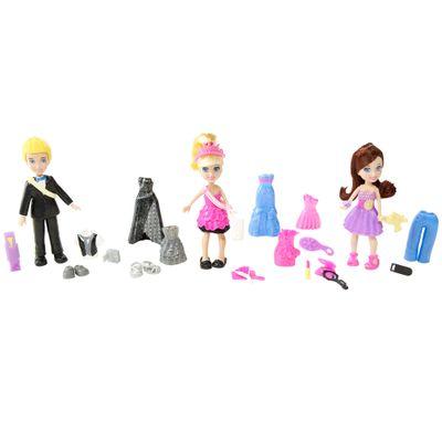 5032844-CJT33-Boneca-Polly-Pocket-Conjunto-Hora-de-Dancar-Mattel