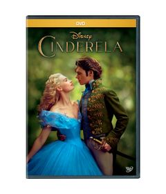 DVD-Cinderella