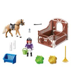 Playmobil-Country---Cavalo-Bege---5520