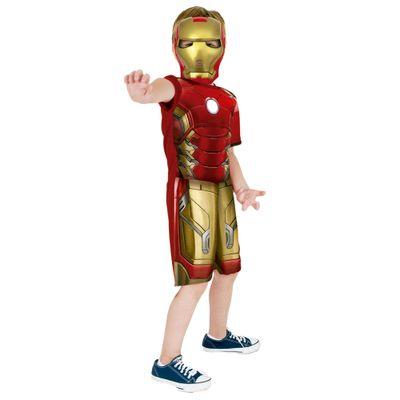 Fantasia-Curta---Iron-Man---Avengers---Age-Of-Ultron---Rubies