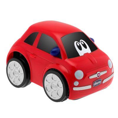 Carrinho-Turbo-Touch---Fiat-500-Vermelho---Chicco