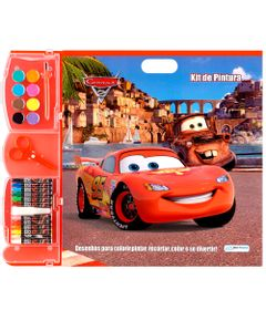 Kit-de-Pintura---Carros---Disney---Multikids