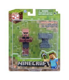 Boneco-com-Acessorios---Minecraft---Aldeao-Ferreiro---Multikids
