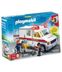 Playmobil-City---Ambulancia---5952