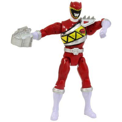 Boneco-Power-Ranger-Dino-Charger---Spinning-Action---Ranger-Vermelho---Sunny