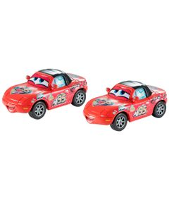 Veiculos-Hot-Wheels---Disney-Cars-2---Pack-com-2-Veiculos---Mia-e-Tia---Mattel