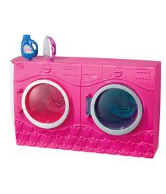 Casa-da-Barbie---Moveis---Maquinas-de-Lavar-e-Secar-Roupa---Mattel