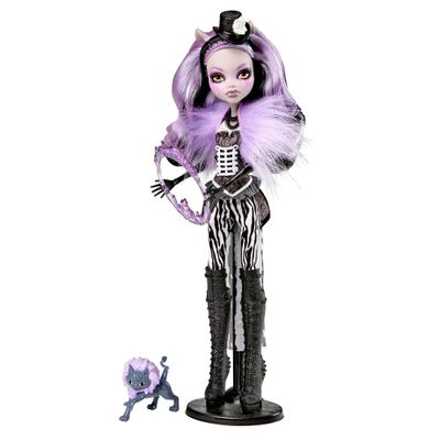Boneca-Monster-High---Freak-Du-Chic---Clawdeen-Wolf---Mattel