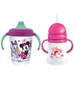 100110116-Kit-de-Canecas-Antivazamento-180-e-207ml-Disney-Minnie-Lillo