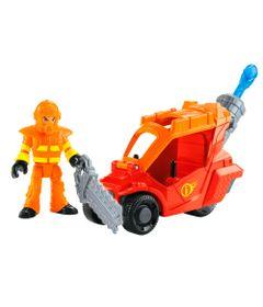 Boneco---Imaginext-City---Basic-Firefighter---Mattel