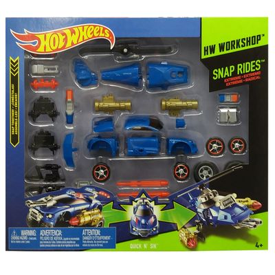 Hot-Wheels---Veiculos-Customizaveis---Snap-Rider-Extreme---Quick-N-Sik---Mattel