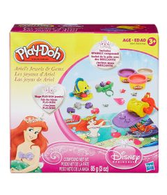 Conjunto-Play-Doh---Diversao-Princesas-Disney---Joias-e-Gemas---Ariel---Hasbro-1