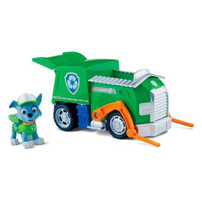 Boneco-com-Veiculo---Patrulha-Canina---Rocky-s-Recycling-Truck---Sunny