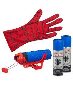 100110444-Luva-com-Lancador-de-Teia-Ultimate-Spider-Man-Web-Warriors-Spider-Man-Refil-Fluido-Teia-de-Aranha-Azul-Hasbro