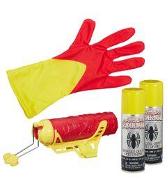 100110445-Luva-com-Lancador-de-Teia-Ultimate-Spider-Man-Web-Warriors-Iron-Spider-Man-Refil-Fluido-Teia-de-Aranha-Amarelo-Hasbro