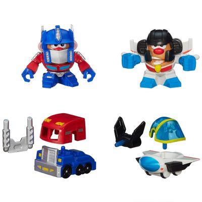 100110461-Mini-Bonecos-Mr.-Potato-Head-Transformers-com-Acessorios-Starscream-Optimus-Prime-Hasbro