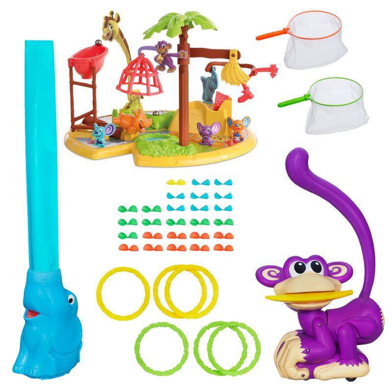 966b9d792 Kit de Jogos - Macaco Sapeca, Ratoeira e Elefun 3 - Hasbro - Ri Happy  Brinquedos
