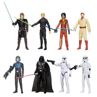 100110478-Kit-com-8-Bonecos-Star-Wars-30-cm-Hasbro