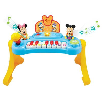Teclado-Musical---Mickey-e-Minnie-Mouse---Dican
