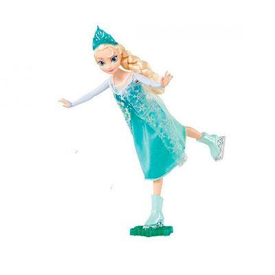 Boneca-Princesa-Elsa---Patinadora-no-Gelo---Disney-Frozen---Mattel
