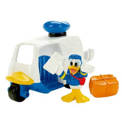 Playset-Mickey-Mouse-Club-House---Donald-Carteiro---Mattel