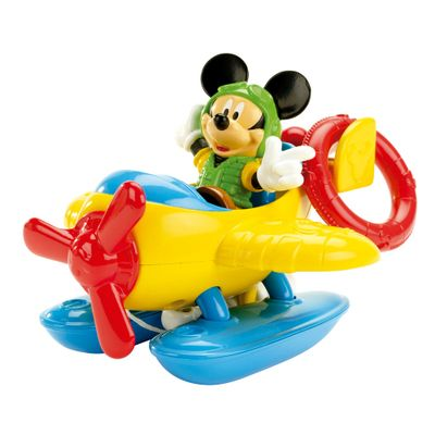 Playset-Mickey-Mouse-Club-House---Aviao-de-Resgaste---Mattel