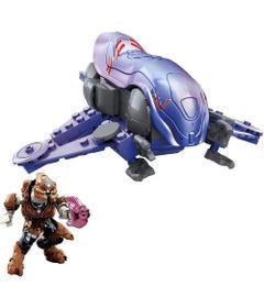Mega--Bloks-Halo---Ataque-da-Banshee