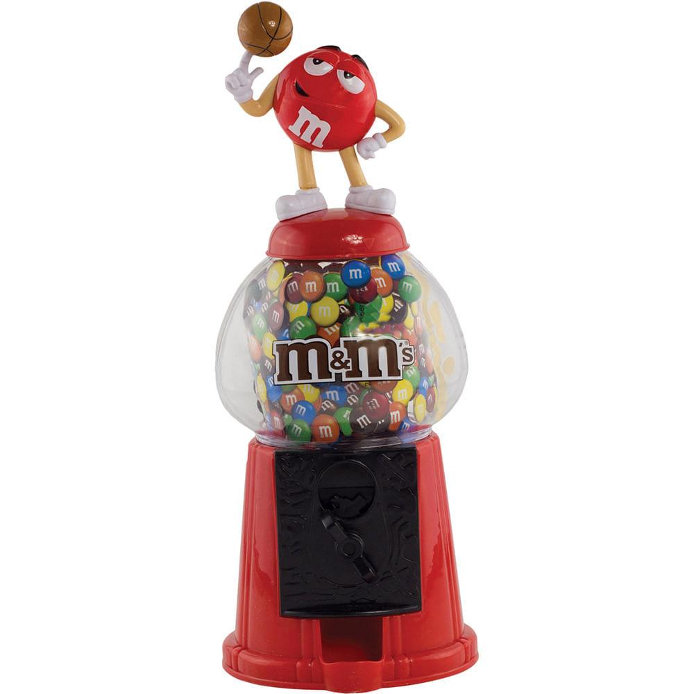 Dispenser de Chocolate M&Ms - Esportivo - Jogador de Basquete - DTC