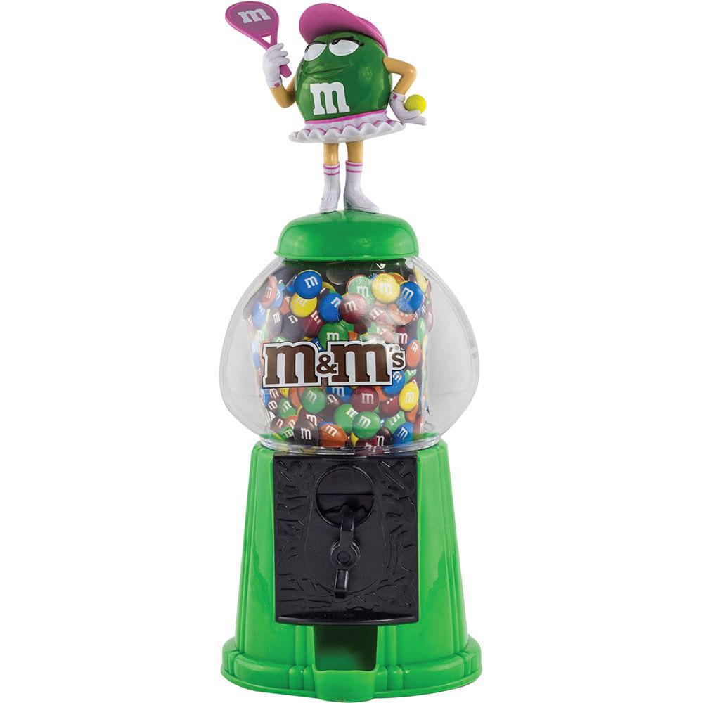 Dispenser de Chocolate M&Ms - Esportivo - Jogadora de Tenis - DTC