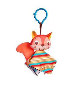 Chocalho-Com-Gancho---Esquilo-Crocante---Tiny-Smarts---Tiny-Love