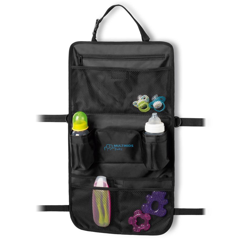 Organizador Para Carro e Carrinho de Bebê Travel Bag - Multikids Baby