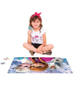 Quebra-Cabeca--Grandao---Disney-Frozen---120-Pecas---Toyster