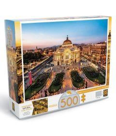 Quebra-Cabeca---Palacio-de-Belas-Artes---500-Pecas---Grow