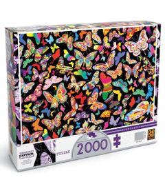 Quebra-Cabeca---Borboletas---2000-Pecas---Grow