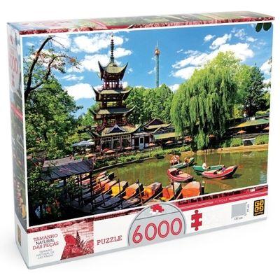 Quebra-Cabeca---Tivoli-Gardens---6000-Pecas---Grow