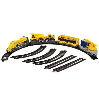 Locomotiva-Caterpillar---CAT---Iron-Diesel--Train---DTC