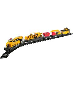 Locomotiva-Caterpillar---CAT---Construction-Express-Train---DTC