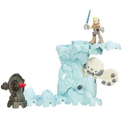 Playset-Star-Wars---Playskool---Echo-Base-Encounter---Hasbro
