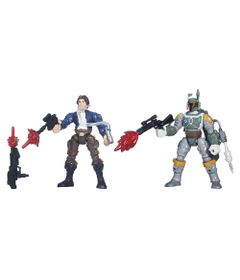 Bonecos-Hero-Mashers---Battle-Pack---Star-Wars---Episodio-VII---Han-Solo-vs-Boba-Fett---Hasbro