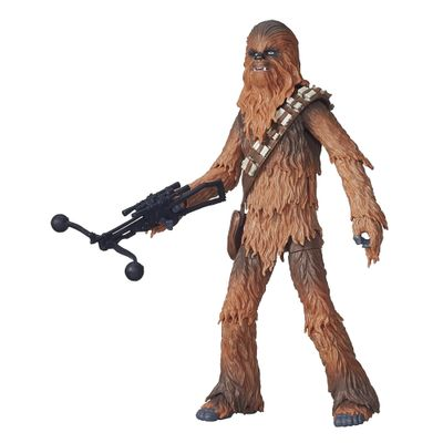 Figura-Colecionavel-Star-Wars---The-Black-Series---14-cm---Chewbacca---Hasbro