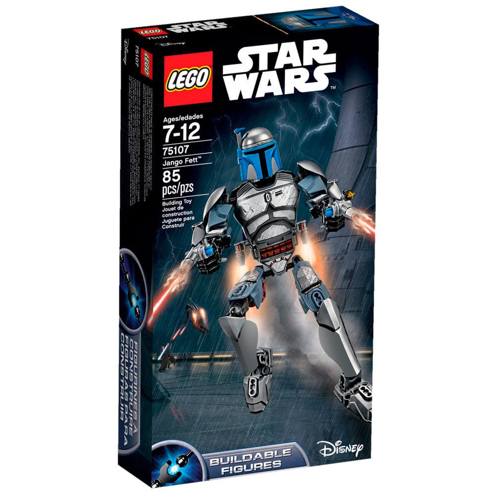 LEGO Star Wars - Jango Fett - Disney - 75107