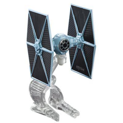 Nave-Star-Wars---Tie-Fighter-Blue---Hot-Wheels---Mattel