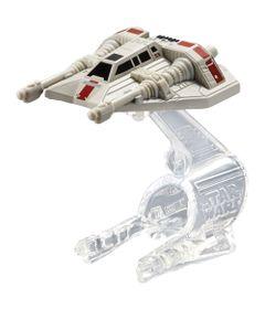 Nave-Star-Wars---Snowspeeder-Orange---Hot-Wheels---Mattel