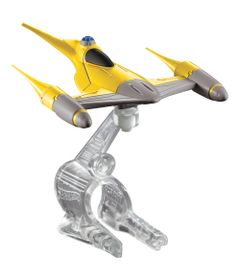 Nave-Star-Wars---Naboo-N1-Starfighter---Hot-Wheels---Mattel
