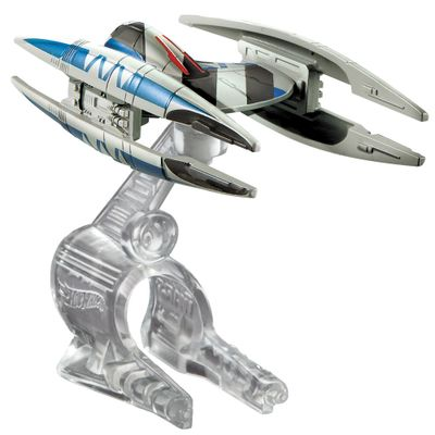 Nave-Star-Wars---Vulture-Droid---Hot-Wheels---Mattel