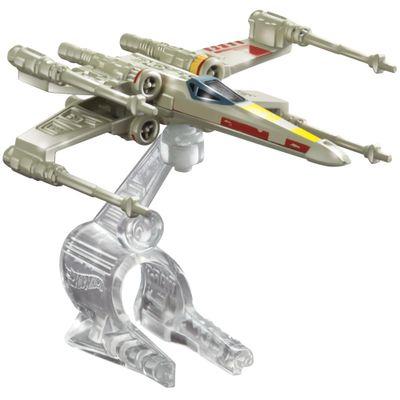 Nave-Star-Wars---X-Wing---Hot-Wheels---Mattel